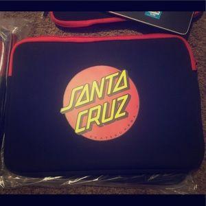 "Santa Cruz 13"" Laptop Case!! ♥️🤘🏼🤓PRICE FIRM!"